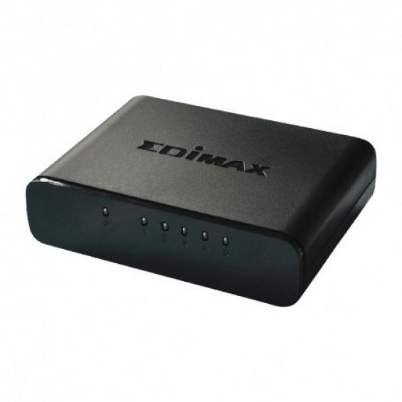 Swicth de sobremesa Fast Ethernet de 5 puertos