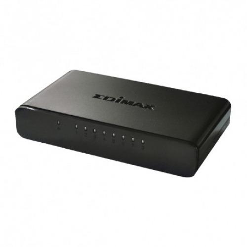 Swicth de sobremesa Fast Ethernet de 8 puertos
