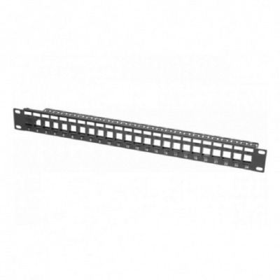 Patch Panel De 19 Configurable De 24 Conexiones