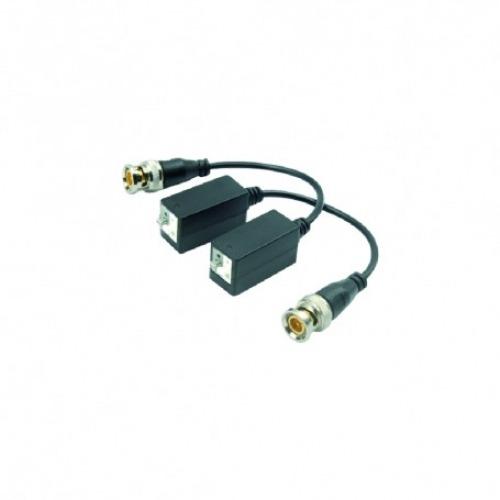 Transceptor pasivo por par trenzado SAFIRE - 4 en 1 (HDTVI HDCVI AHD CVBS)