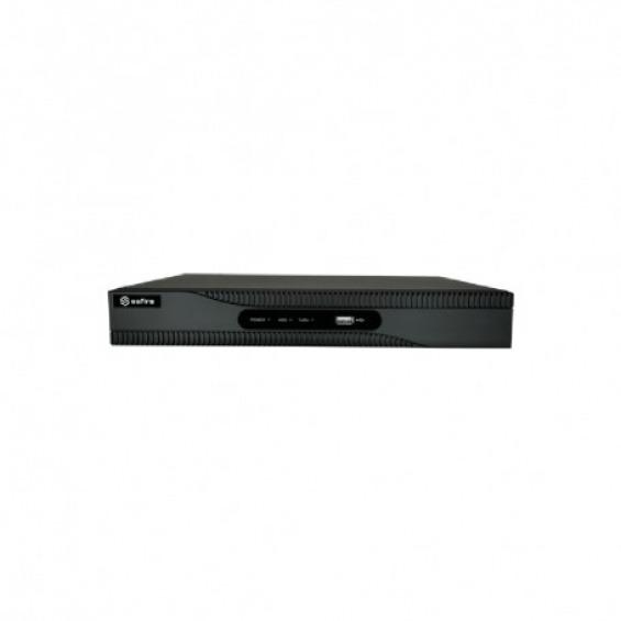 Grabador NVR para cámaras IP - 4 CH vídeo / Compresión H.265+