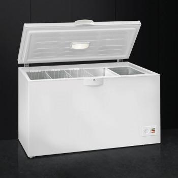 Congelador Smeg Co402 Blanco Ciclico Clase A