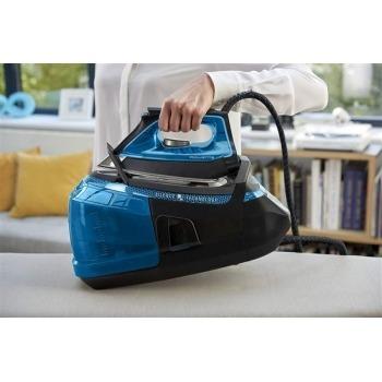 Rowenta Dg9222f0 Centro De Planchado Silence Steam Pro Color Azul 0023138