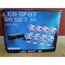 WORK led spot 30