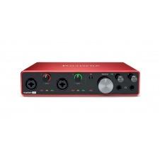 Focusrite Scarlett 8i6 3rd Gen Interface de Audio
