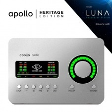 Universal Audio Apollo Solo Heritage Edition