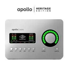 Universal Audio Apollo Solo USB Heritage Edition